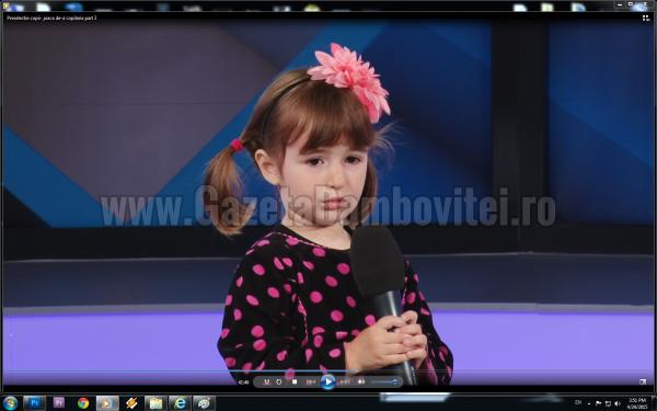 Copiii au luat cu asalt MDI TV!