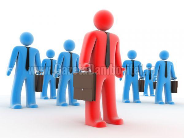 DÂMBOVIȚA: 743 de locuri de muncă, în baza de date a AJOFM!