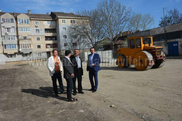Târgoviște: 100 noi locuri de parcare în Micro 6