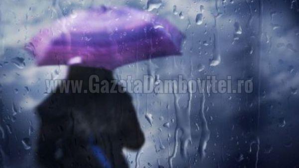 Meteo: Un nou Cod Galben de vreme rea pentru Dâmbovița. Ce ne așteaptă astăzi, 24 iunie