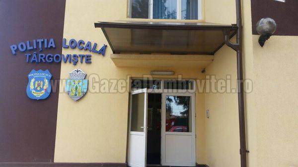 Schimbare la vârful Poliției Locale Târgoviște