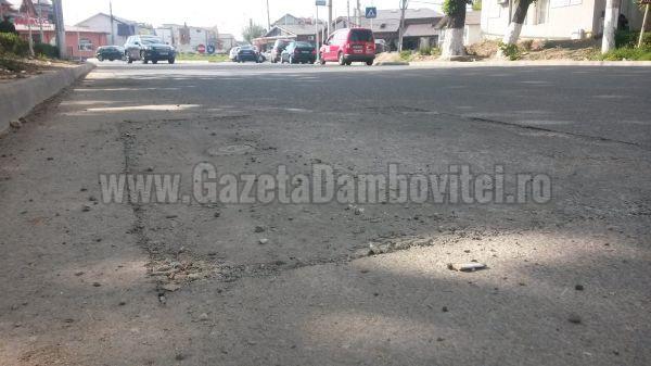 TÂRGOVIȘTE: Distrigaz a reparat