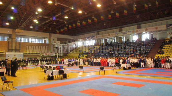 campionat karate