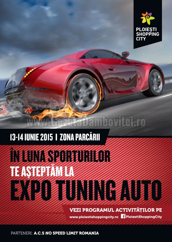 Poster EXPO AUTO TUNING