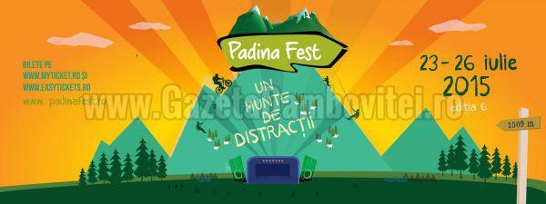 Padina Fest cover