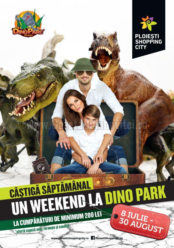 Poster Ploiesti Shopping City - Dino Park