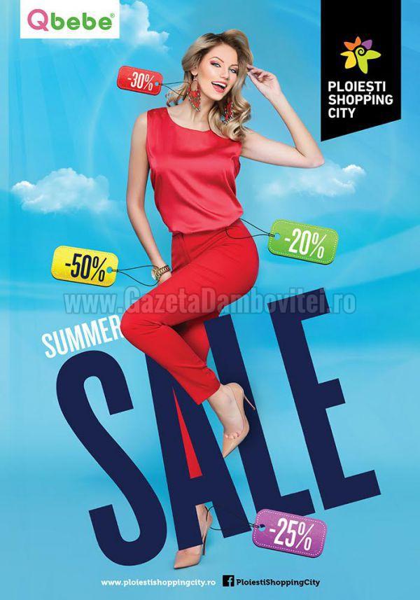 Super Sale Weekend la Ploiesti Shopping City