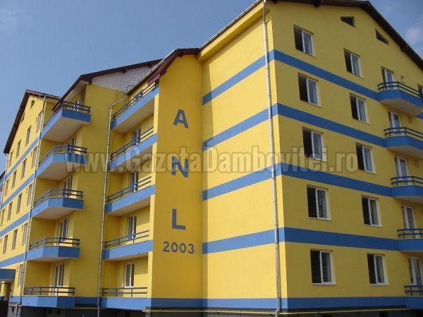 S-a predat amplasamentul pentru construirea de locuințe ANL  în zona fostei unități militare de la Gară