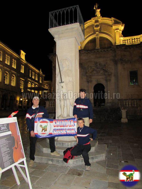4.Dubrovnik-statuia Sveti Vlaho