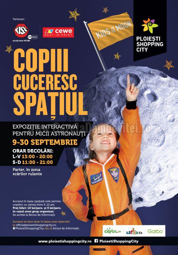 Kids on the Moon - Ploiesti Shopping City