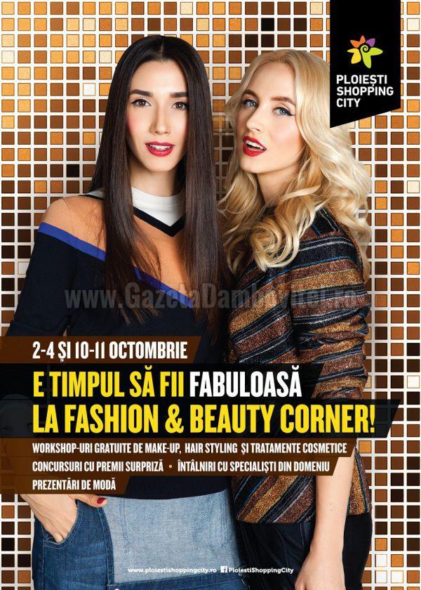 F&B Corner la PSC, in imagine Diana Enciu si Alina Tanasa de la Fabulous Muses