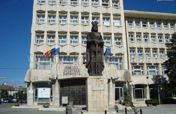 Consiliul Judeţean Dâmboviţa face angajări! 15 posturi  disponibile