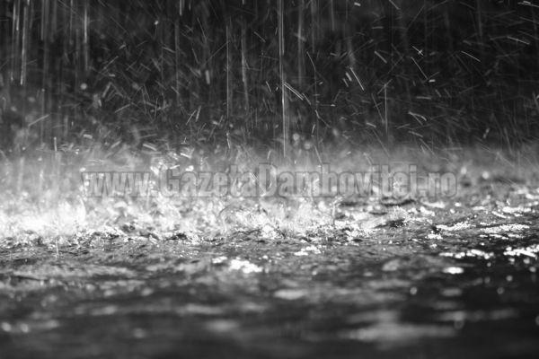 DÂMBOVIȚA: Facturile la apă vor crește semnificativ! Compania de Apă va factura și apa de ploaie