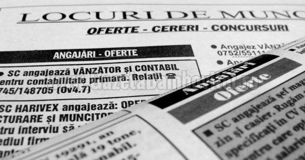 TÂRGOVIȘTE: Posturi disponibile în cadrul Bosch Car Service Raiman