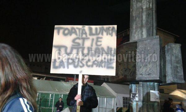 tutuianu protest