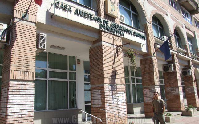 Nici un candidat nu a fost declarat admis la concursul pentru șefia CJAS Dâmbovița