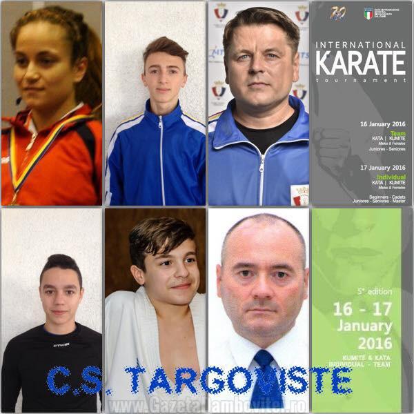 karate cs targoviste