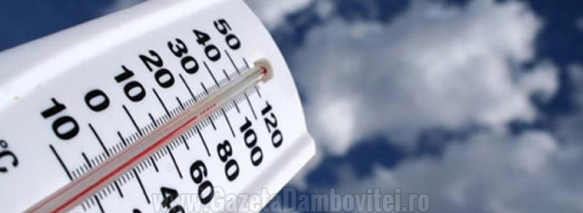 Atenționare meteo de disconfort termic ridicat. Vezi prognoza completă!