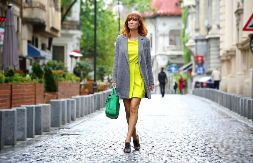 "Carmen Negoiță Vine La Cel De-al Doilea Weekend ""Fashion"