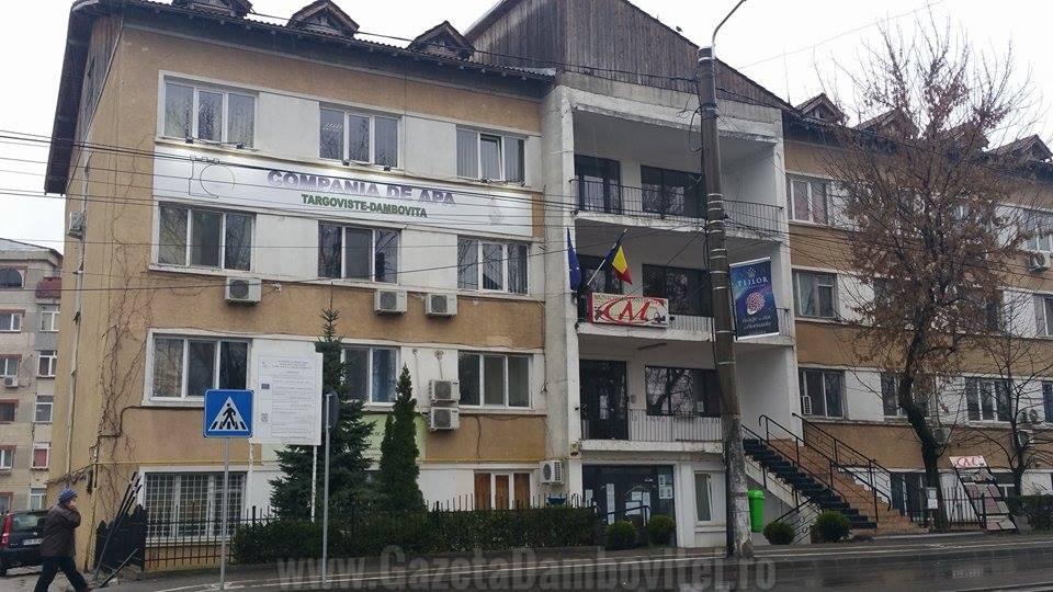 COMPANIA DE APĂ: O avarie afectează presiunea apei în mai multe localități și în municipiul Târgoviște