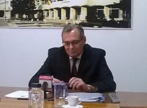 Prefectul județului Dâmbovița, Antonel Jîjîie