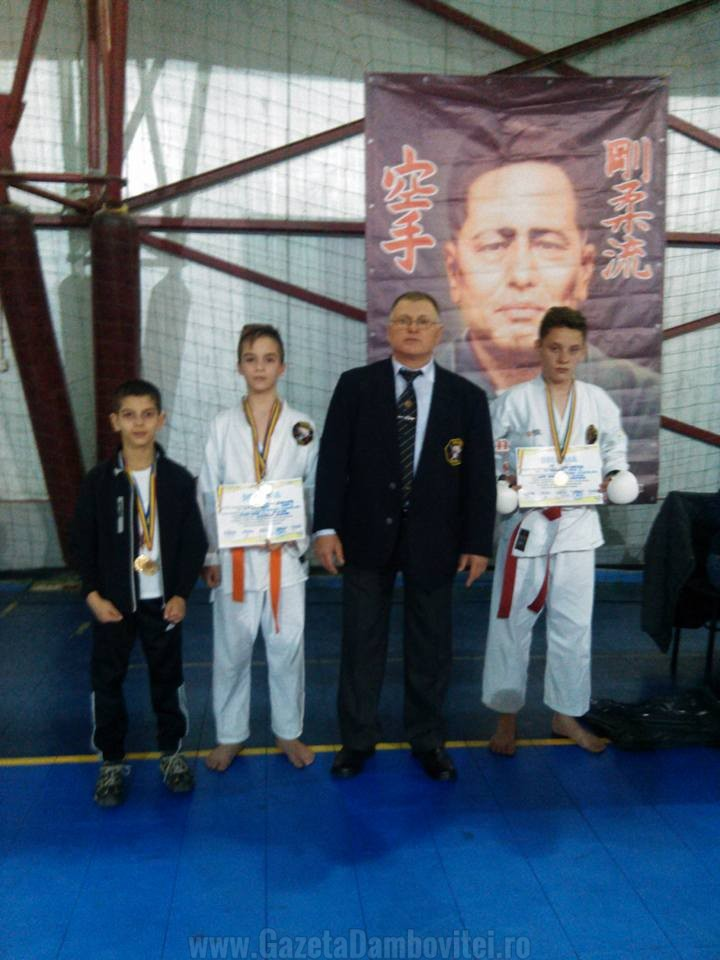 Cupa României Karate Preuniversitar (2)