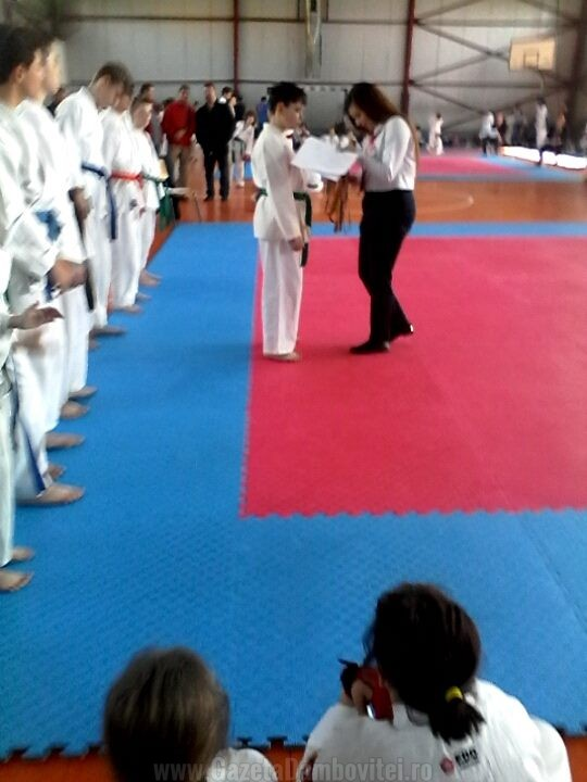 Cupa României Karate Preuniversitar (3)