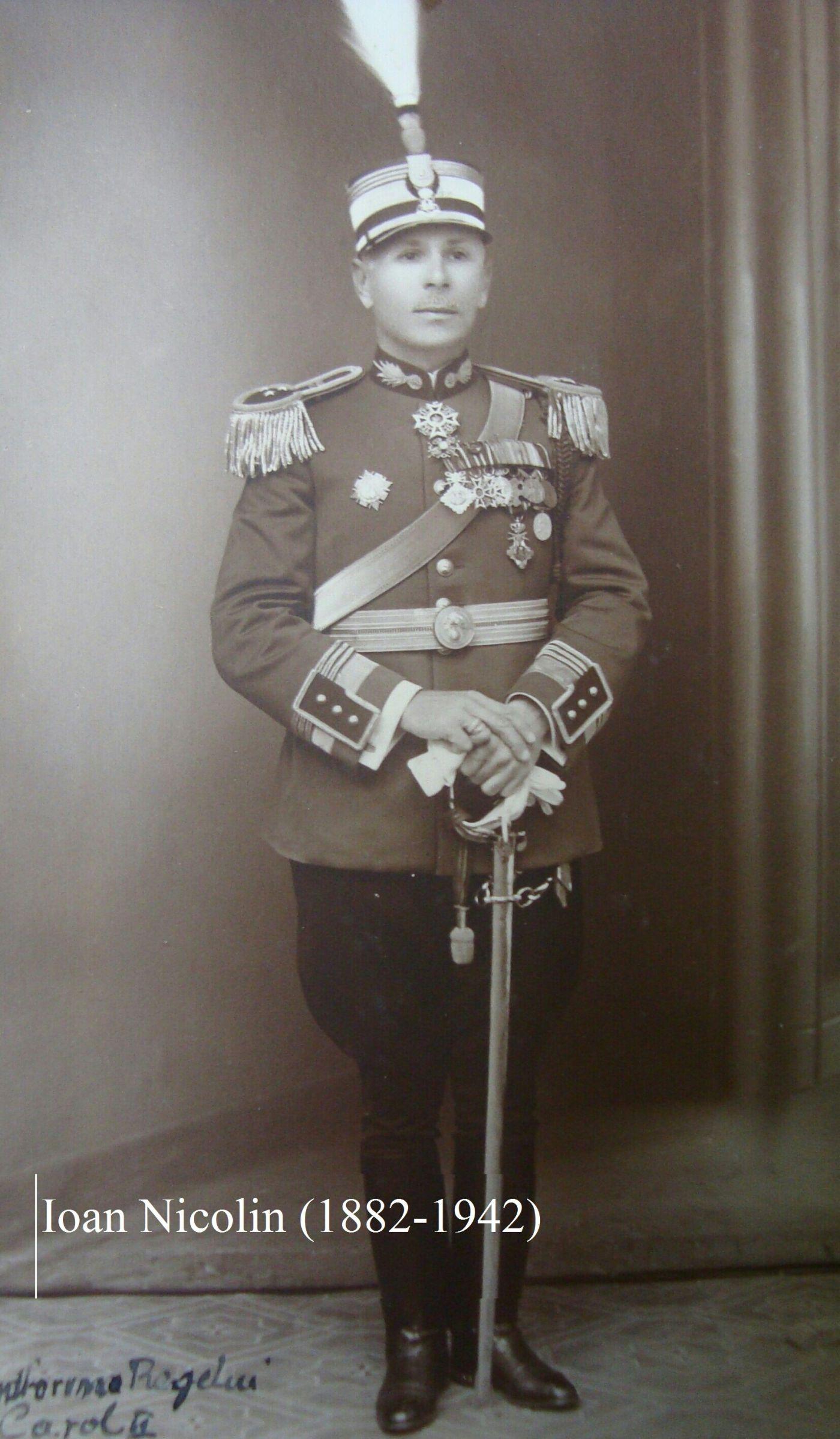 Ioan Nicolin (1882-1942)