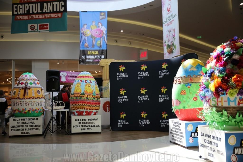 Lansarea expozitiei_Sa decoram mall-ul impreuna_Ploiesti Shopping City (1)