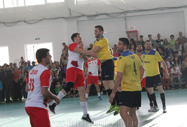 handbal moreni 1
