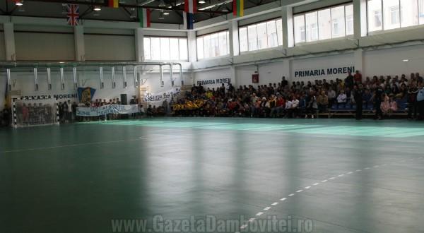 handbal moreni 9