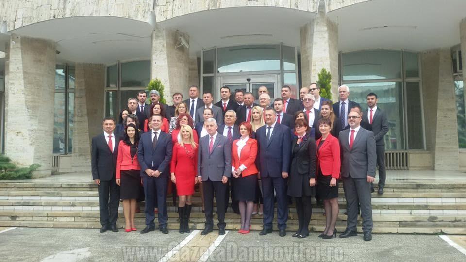Visul ascuns al PSD Dâmbovița – Țuțuianu premier!? Mesaje de susținere a liderului local, în lupta cu Dragnea