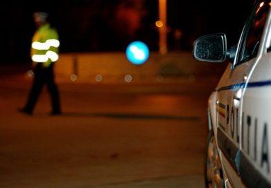 DÂMBOVIȚA: Razie a polițiștilor de la rutieră și ordine publică