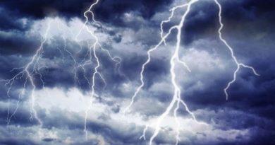 DÂMBOVIȚA: După canicula din ultimele zile, astăzi sunt așteptate averse torențiale, vânt, descărcări electrice