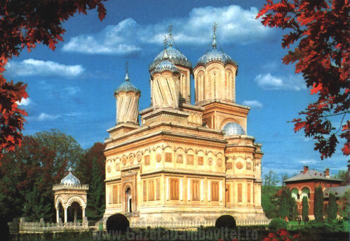 Biserica Mănăstirii Curtea de Argeș