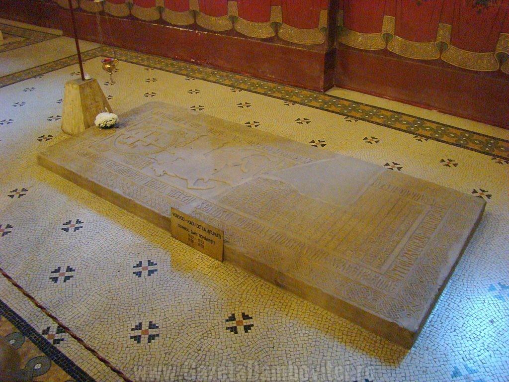Mormântul lui Radu de la Afumați