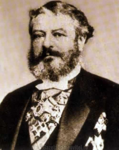 Prinţul Dimitrie Ghica