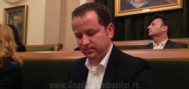 Manuel Gabriel Păduraru, în ședința de plen a consiliului din Castellon