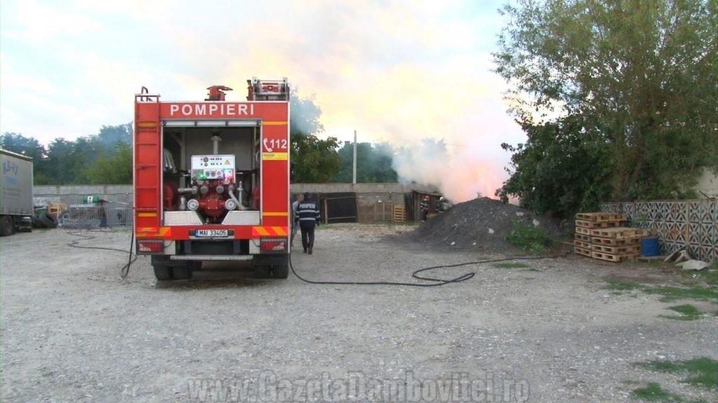 incendiu targoviste (2)