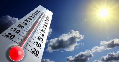 Vreme caniculară și disconfort termic ridicat