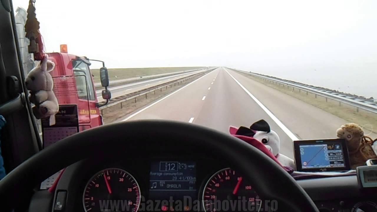 13 șoferi de TIR din Pucioasa au fost reținuți, în Franța! Rețeau fura roți și combustibil