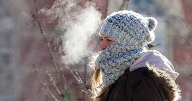 METEO: Vreme de iarnă! Vânt, ninsori slabe, temperaturi diurne la limita înghețului