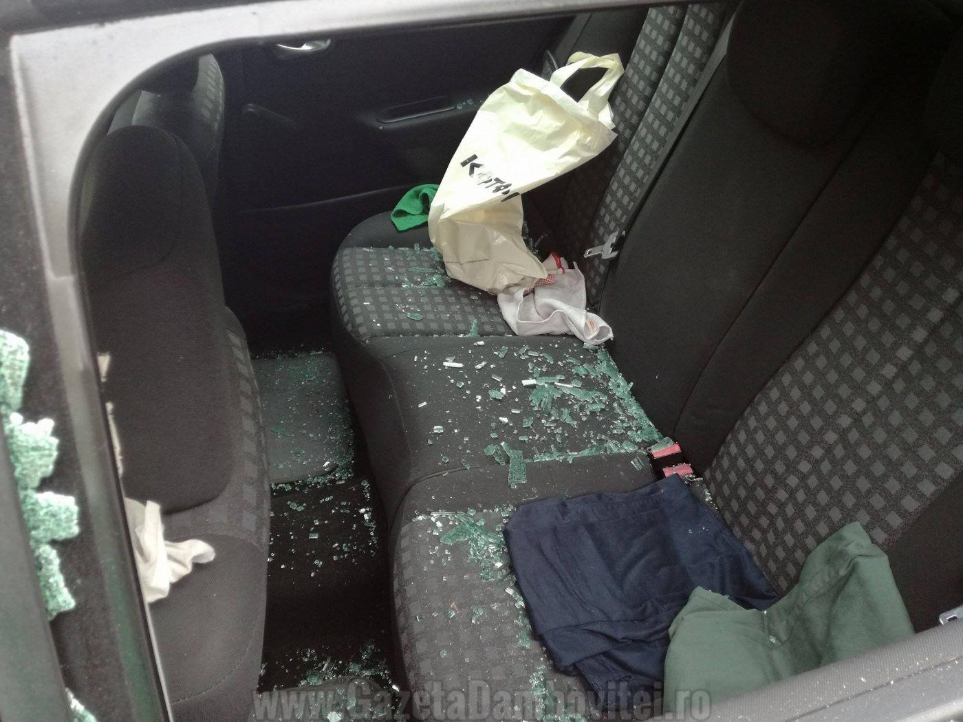 masina-vandalizata-targoviste-4
