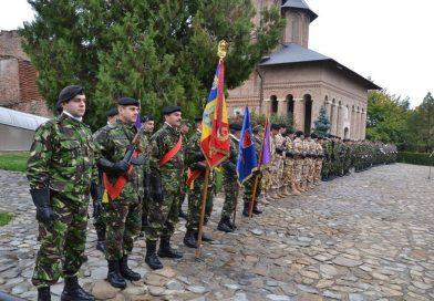Programul activităţilor organizate de Garnizoana Târgovişte cu ocazia Zilei Armatei României – 25 octombrie 2018