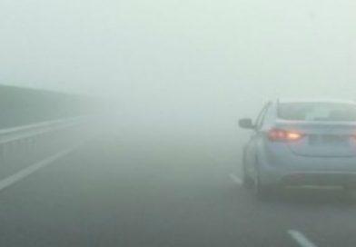 METEO: Zi de vineri cu ceață și izolat burniță sau ploaie slabă