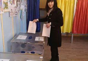 """Teodora Anghelescu, primarul din Bezdead: """"Îmi doresc să iasă lumea la vot"""""""