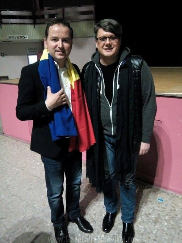 Manuel Păduraru şi Paul Surugiu - Fuego