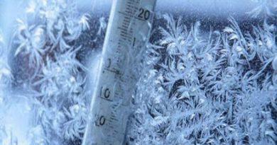 INFORMARE METEOROLOGICĂ: Urmează cinci zile cu temperaturi preponderent negative