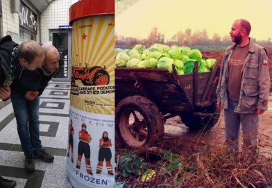 Documentar filmat la Lungulețu, prezentat de  Organizația pentru Alimentație și Agricultură a Națiunilor Unite