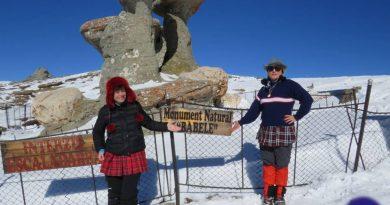 TOP 100 a continuat cu o nouă ascensiune, cu un nou simbol:  vârful Omu din masivul Bucegi